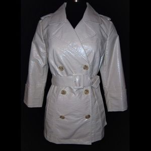 NWT The Limited Super Cute Trench Coat Size Small